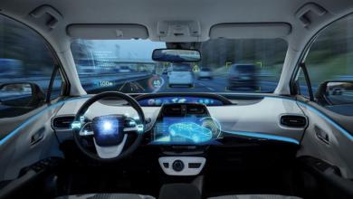 Autonomous car 2018