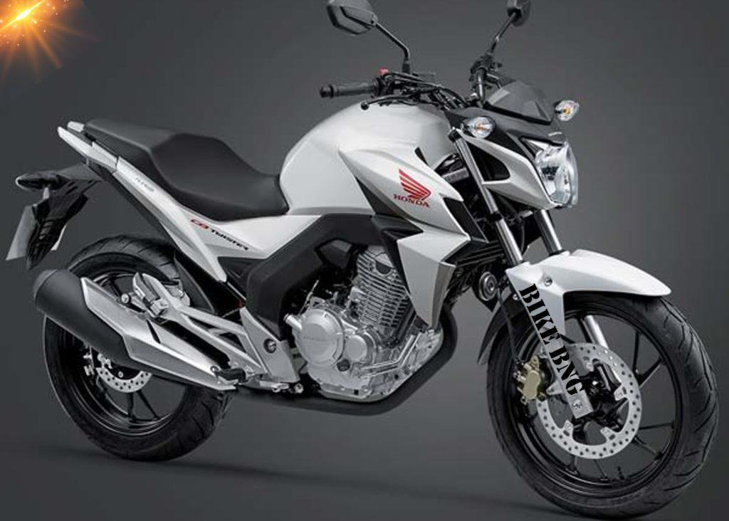 Honda CB Twister 250