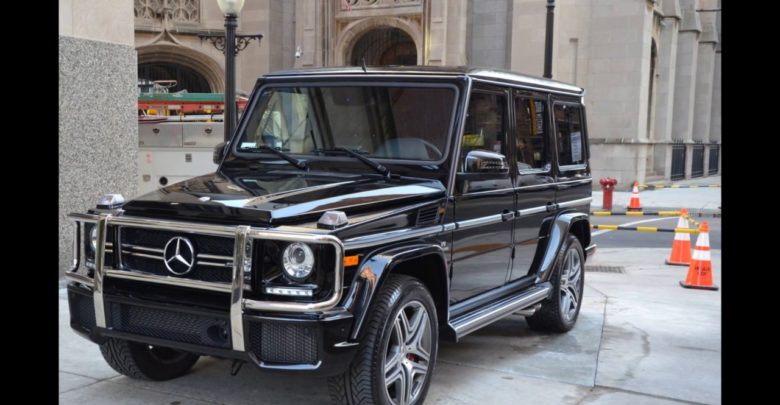 Mercedes benz g class