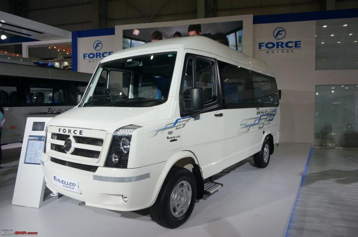 Force Motors limited