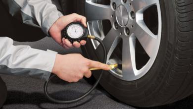 Tyre maintenece
