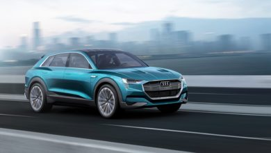 Audi launches electric SUV