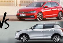 Volkswagen New Polo Vs Ssangyong Tivo