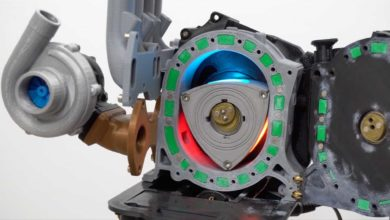 3D Printed Rotary Engine
