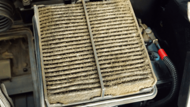 Air Cabin Filter