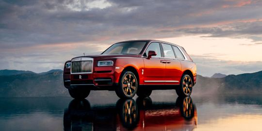 World S Costliest Suv Rolls Royce Cullinan Launched In