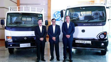 Ashok Leyland trucks in india