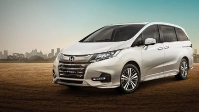 Honda Odyssey New Car Technology