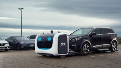 Robot Could Be the Future of Parking