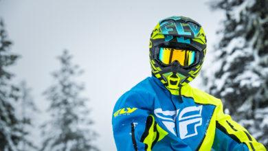 Racing Motocross Helmet