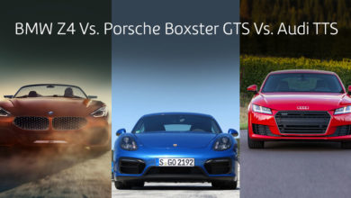 BMW Z4 Vs. Porsche Boxster GTS Vs