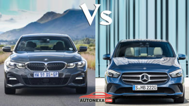 BMW 3 vs Mercedes-Benz B-Class