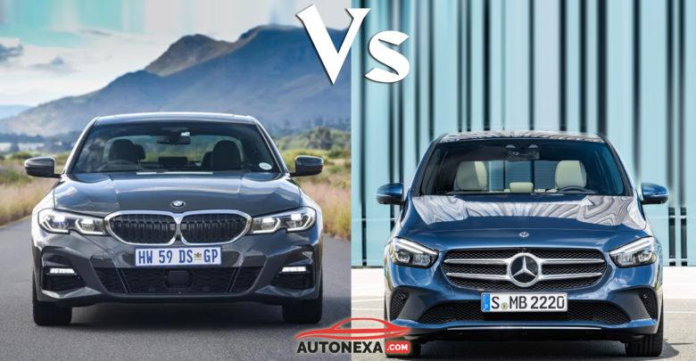 BMW 3 vs Mercedes-Benz B-Class