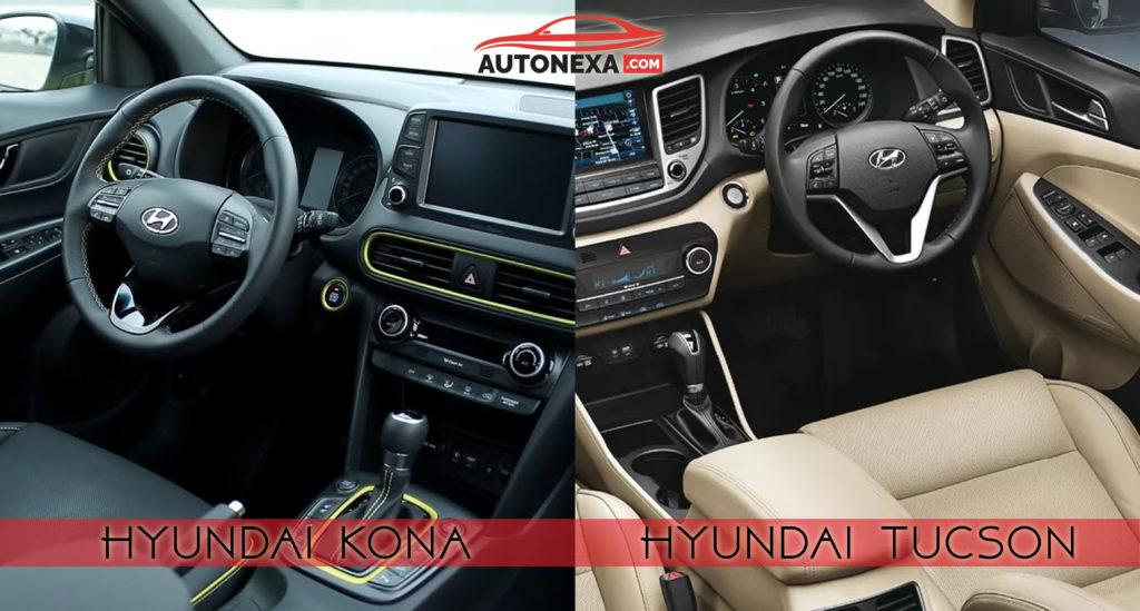 Hyundai Kona & Tucson Facelift