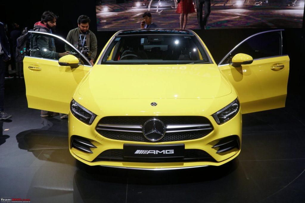 Mercedes-Benz A-class Limousine 2020