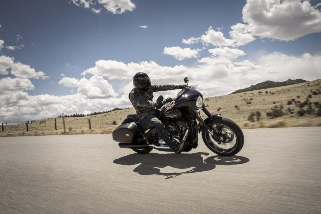 2020 Harley Davidson Sport Glide