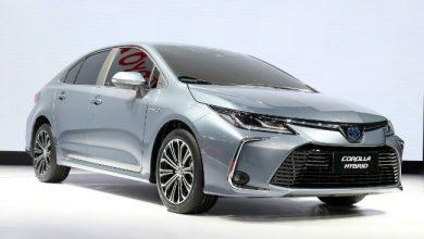 New-Gen Toyota Corolla 2020