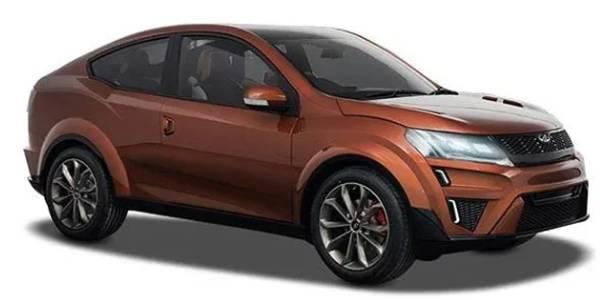Mahindra XUV Aero