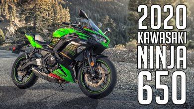 Kawasaki 2020 Ninja 650