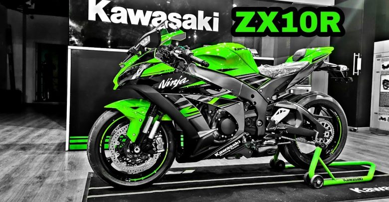 Kawasaki Ninja ZX-10R 2020