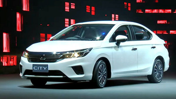 Dimensions Honda City 2020