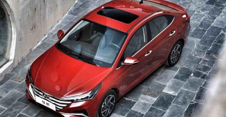 Hyundai Verna Facelift 2020