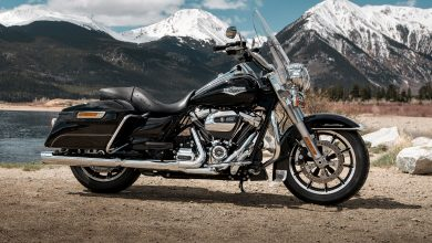 Harley Davidson Road King BS6