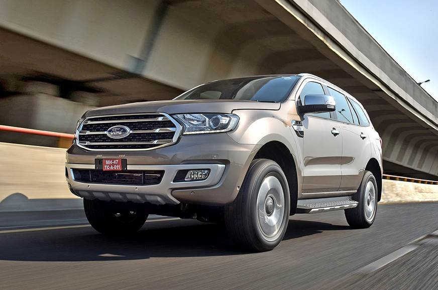 BS6 Ford Endeavour