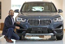 BMW India CEO Rudratej Singh