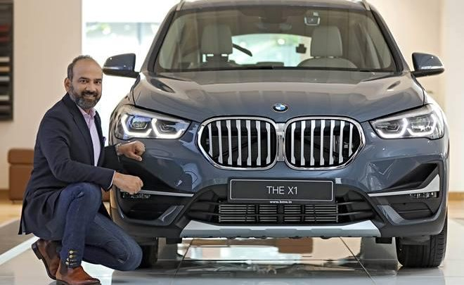 BMW India CEO Rudratej Singh