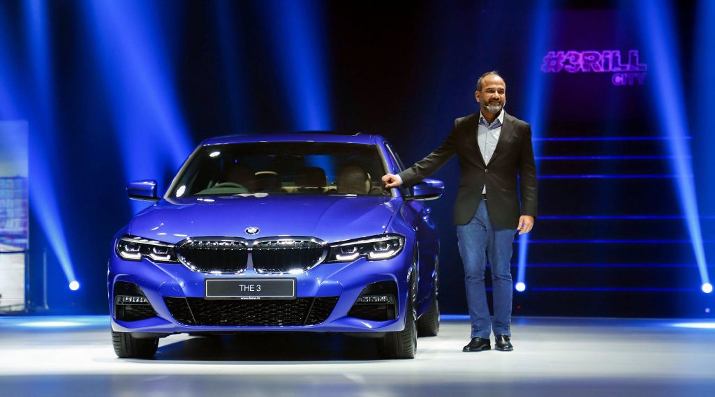 BMW India CEO Rudratej Singh passes awaydue to cardiac arrest