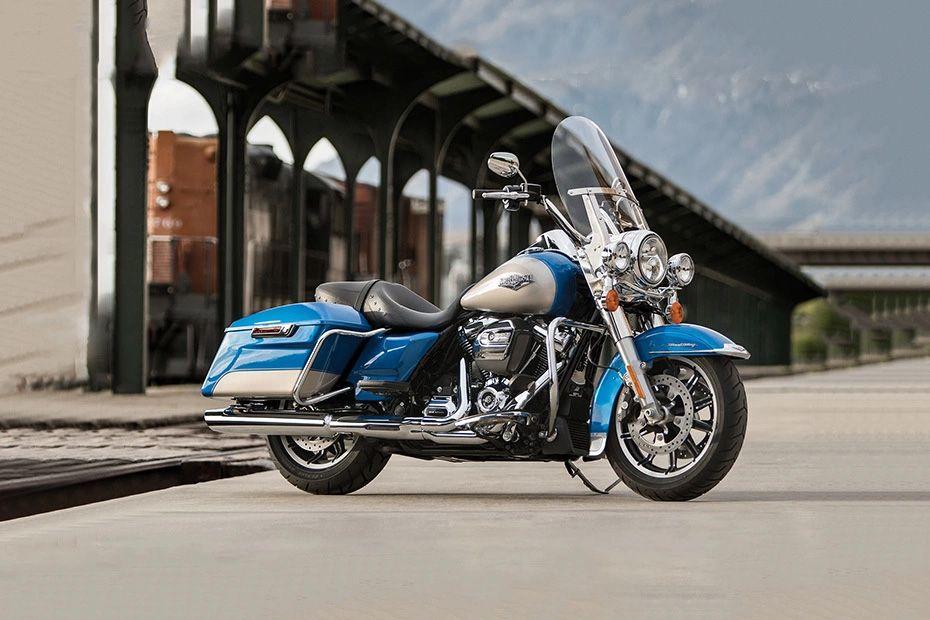 Harley Davidson Road King BS6