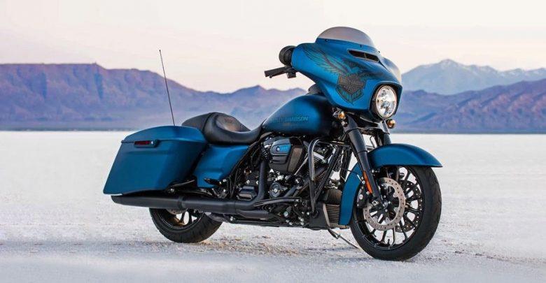 Harley Davidson Street Glide Special BS6