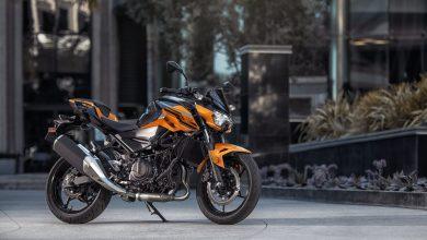 Kawasaki Z 400 ABS