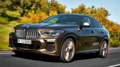 BMW X6 2020 launch India