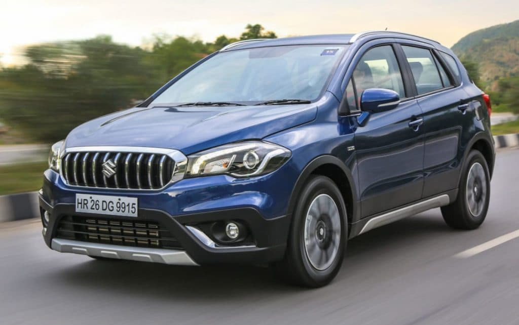 Maruti S-Cross 2020
