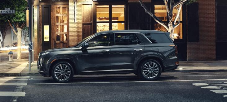 Upcoming SUV's 2020