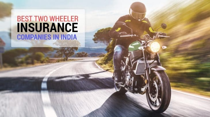 Top Two-wheeler Insurance Companies