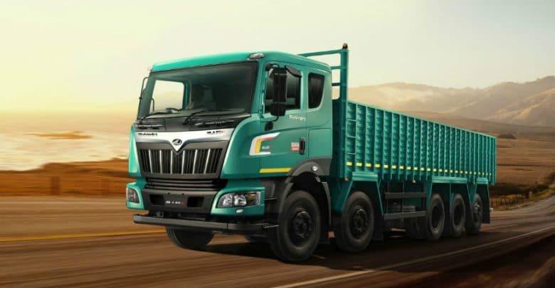 Mahindra Blazo X HCV Truck new launch