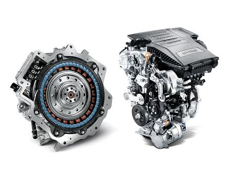 Hyundai Ioniq engine and mileage