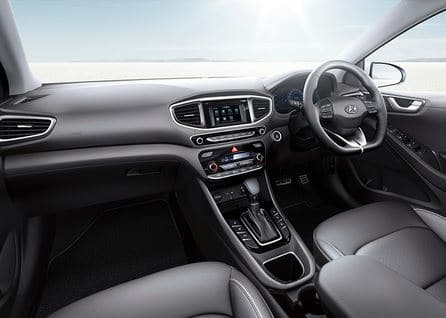 Hyundai Ioniq Interiors