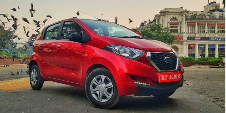 New Datsun-Redi Go 2020 launched in India
