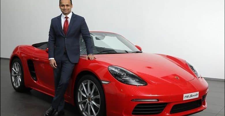 Pavan Shetty Porsche India