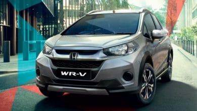 Honda WR-V 2020 facelift