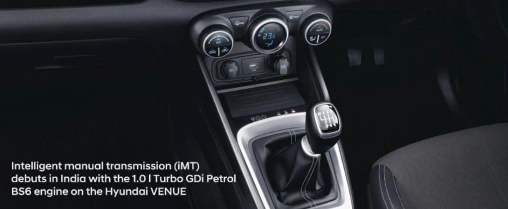 Hyundai Venue IMT version