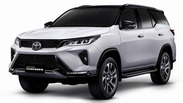 Toyota Fortuner 2021, Fortuner Legender 2021