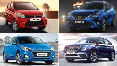 Highest selling cars in India
