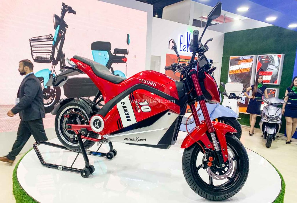 Upcoming electric bikes in India