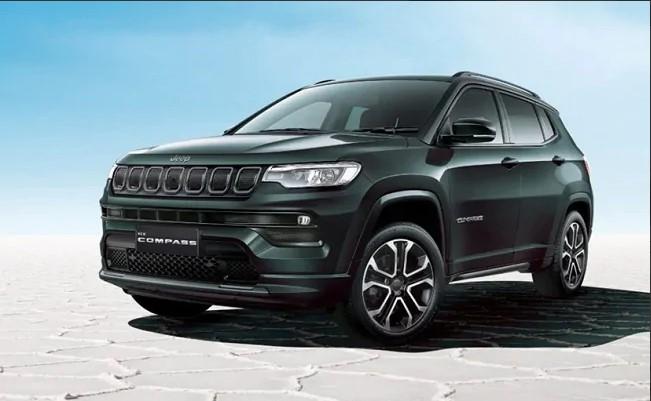 2021 Jeep Compass Facelift Exterior