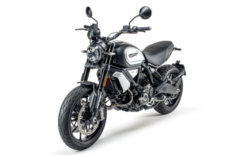 BS6 Ducati scrambler 1100 Dark Pro